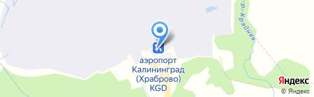 Мобилизация39.рф на карте Храброво