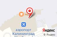Схема проезда до компании Авис в Храброво