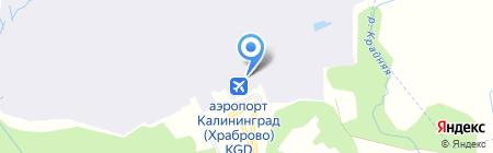 Авис на карте Храброво
