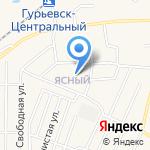 Балтптицепром на карте Гурьевска
