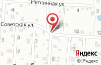 Схема проезда до компании ПЕРЕГРЕБИНСКАЯ АПТЕКА в Октябрьском