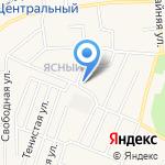 Дион на карте Гурьевска