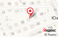 Схема проезда до компании Бизнес партнер в Удельной