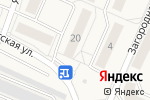 Схема проезда до компании Магазин детской одежды в Гурьевске