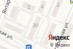 Схема проезда до компании Союз мотоциклистов Калининградской области в Гурьевске