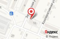 Схема проезда до компании Зоомагазин в Гурьевске