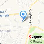 AMANDA fitness & SPA на карте Гурьевска