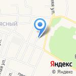 Управляющая компания Гурьевского городского округа на карте Гурьевска