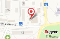 Схема проезда до компании SPAR в Гурьевске