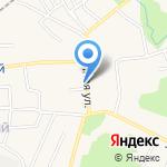 Маслобаза Калининградская на карте Гурьевска