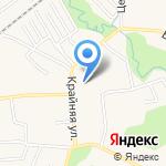 Светлана на карте Гурьевска
