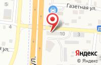 Схема проезда до компании Магазин стройматериалов и бытовой химии в Большом Исаково
