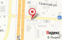 Схема проезда до компании Центрик В в Большом Исаково