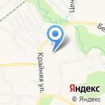 Банкомат на карте Гурьевска