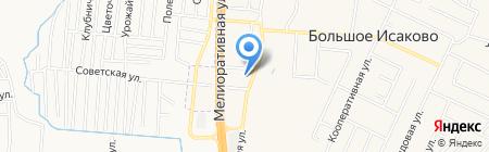 Дом культуры на карте Большого Исаково