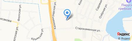 Город мастеров на карте Большого Исаково