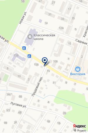 URALTOYS на карте Гурьевска