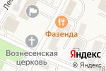 Схема проезда до компании Творческая мастерская Журавлевой & Соловьевой в Гурьевске