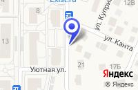 Схема проезда до компании ОВД Г. ЗНАМЕНСКА в Знаменске