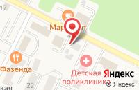 Схема проезда до компании Платежный терминал в Гурьевске