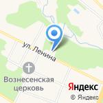 Гурьевский межрайонный следственный отдел на карте Гурьевска