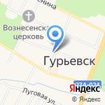 Семь чудес на карте Гурьевска