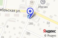Схема проезда до компании ДЕТСКИЙ САД № 1 в Гурьевске