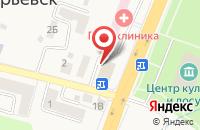 Схема проезда до компании Магазин товаров для праздника в Гурьевске