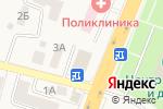 Схема проезда до компании Гурьевское потребительское общество в Гурьевске
