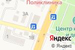 Схема проезда до компании BeerZelis в Гурьевске
