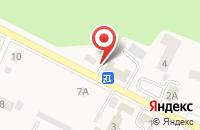 Схема проезда до компании Почтовое отделение в Гурьевске