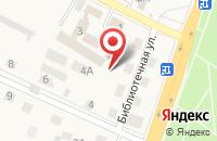 Схема проезда до компании БЗМК -промышленные металлоконструкции в Гурьевске