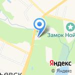 Садко на карте Гурьевска