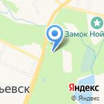 Управление по культуре на карте Гурьевска