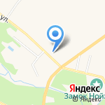 ПластКон на карте Гурьевска
