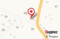 Схема проезда до компании Гостевой Дом Бойкова в Лесном