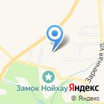 Вестмебель на карте Гурьевска