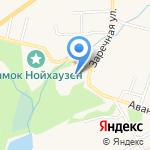 Дело на карте Гурьевска