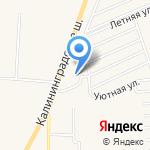 СургутНефтеГаз на карте Гурьевска