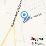 Калининградский колледж предпринимательства на карте Гурьевска