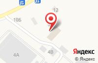 Схема проезда до компании Сервис Подвески Плюс в Прибрежном