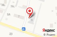 Схема проезда до компании DHmebel в Гурьевске