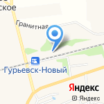 СтройКа на карте Гурьевска