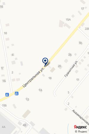 МОУ ДЕТСКИЙ ДОМ ИНВАЛИДОВ на карте Калининграда