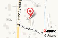 Схема проезда до компании АГРОПРОМТОРГ в Луговом