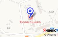 Схема проезда до компании АПТЕЧНЫЙ ПУНКТ №3 ФАРМАЦИЯ в Правдинске
