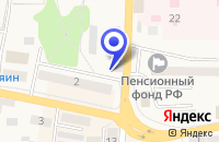 Схема проезда до компании МУП ЧИСТОТА в Гвардейске
