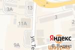 Схема проезда до компании Мастерская в Гвардейске