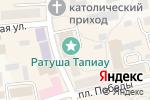 Схема проезда до компании Чудо-юдо в Гвардейске