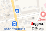 Схема проезда до компании Русский хлеб в Гвардейске